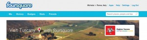 Visit Tuscany su Foursquare